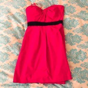 Bcbg MaxAzria strapless dress, 02